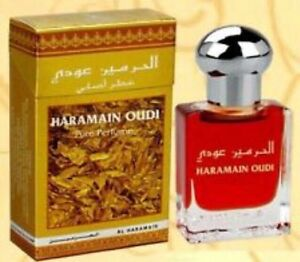 OUDI BY AL HARAMAIN - ARABIAN PERFUME OIL/ ATTAR/ ITR