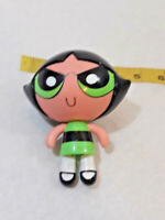 "Powerpuff Girls Buttercup 4.5"" Action Figure 2000 Cartoon Network ~ Ships FREE"