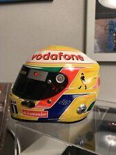 Lewis Hamilton Helmet 1:2 Casco F1 Helmet 1:2