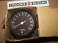 NOS 34210-47602 GS550 Genuine Suzuki Tachometer Assy.
