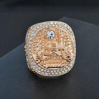 Golden 2019 Toronto Raptors Championship Ring Men Sport Ring Gift