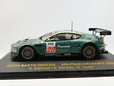 1/43 Ixo 2005 Aston Martin Spa Francorchamps #28 Brabham Sarrazin Turner #GTM029