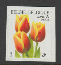 Belgium and Colonies Flower Stamps