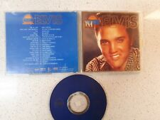 CD  ELVIS PRESLEY -THE KING/THE MAN & THE LEGEND *ULTRA RARE-ONLY IN ISRAEL*
