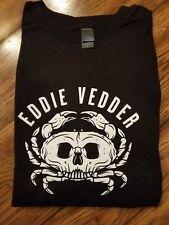 Eddie Vedder Crab Shirt 2018 Ohana Festival Xl 9/29/18 - Brand New!
