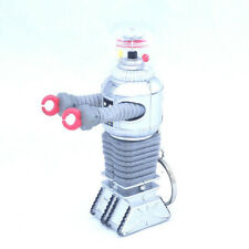 Lost In Space Robot 1997 Robby B-9 Talking Keychain Keyring