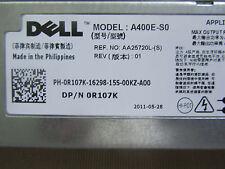 Dell PowerEdge R310 400W RPS unidad de fuente de alimentación (PSU) R107K 0R107K A400E-S0