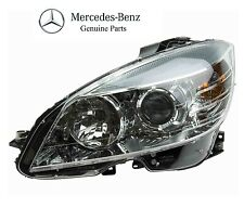 Mercedes W204 C300 C350 OEM Left Driver Side Halogen Headlight Assembly Genuine