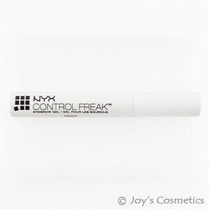 """1 NYX Control Freak Eyebrow Gel  """" CFBG01 - Clear """"      *Joy's cosmetics*"""