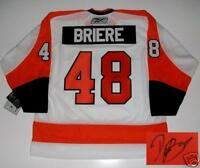 DANIEL BRIERE FLYERS SIGNED WINTER CLASSIC JERSEY
