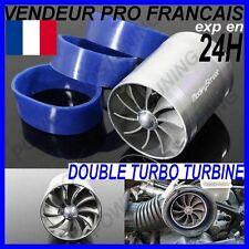 TURBO DE FILTRE A AIR DOUBLE TURBINE POUR KIT D ADMISSION DIRECTE DYNAMIQUE BMC