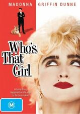 Who's That Girl (DVD, 2008)