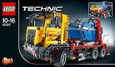 LEGO TECHNIC 2 IN 1 CAMION PORTACONTAINER FUORI PRODUZIONE 10-16 ANNI ART 42024