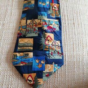 Novelty Silk Tie