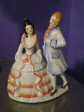 Vintage Vanity Couple Jar