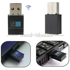 Mini Wireless USB Wifi Adapter LAN Antenna Network Adapter 300Mbps 802.11n/g/b