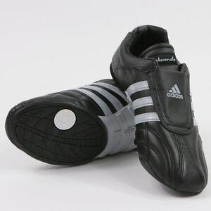 adidas Taekwondo ADILUX Black Shoes - TLX01-BK