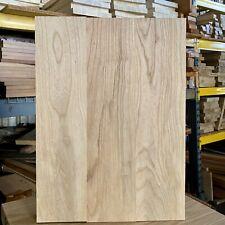 Southern White Swamp Ash 3 pc Guitar 🎸 Body blank kiln dried 19 x 14 x 1.78