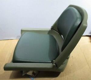 Wise WD139LS-713 Deluxe Molded Plastic Fold Down Seat-Green 21257