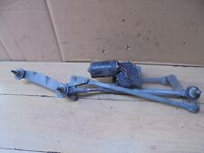 PEUGEOT 206 AND CC FRONT WIPER MOTOR WITH LINKAGE 0390241375