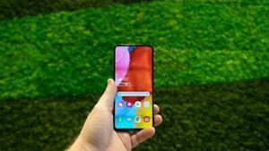 Samsung Galaxy a51 5g | sm-a516b/ds - 128gb-Schwarz (Entsperrt) | Garantie