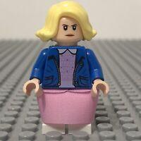 LEGO Genuine Eleven Minifigure Split from Stranger Things 75810 New - st001