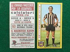 CALCIATORI 1969-70 69-1970 PALERMO BERCELLINO , Figurina Panini (NEW)