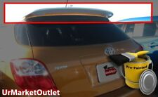 ABS Plastic Pre-Paint OE Style Rear Truck Spoiler Wing for Toyota 09-12 Matrix