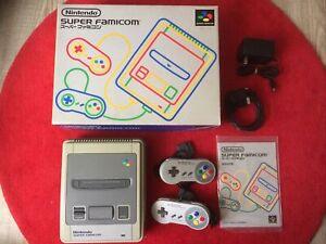 Console Super Famicom JAP Complet TBE