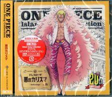 ONE PIECE-ISLAND SONG COLLECTION (DON QUIXOTE DOFLAMINGO VER.)-JAPAN CD B63