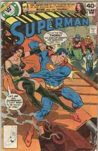 Superman #336 June 1979 G Whitman Variant, Rose and Thorn