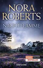 Nachtflamme / Nacht-Trilogie Bd. 2 von Nora Roberts (2015, Klappenbroschur)