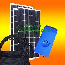 390wp installation solaire 230V photovoltaïque complet au hausnetzeinspeisung