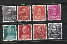 ESPAÑA 1960-61 - 4 SERIES - USADO