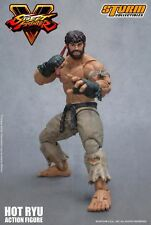 Storm Collectibles Street Fighter V - Hot Ryu Action Figure<bre>Pre-Order
