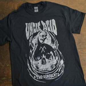 UNCLE ACID shirt Electric Wizard Biker Rocker Kadavar Blood Ceremony Black