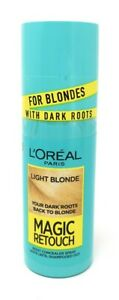 L'Oreal Magic Retouch LIGHT BLONDE - for blondes with dark roots 75ml SPRAY NEW!