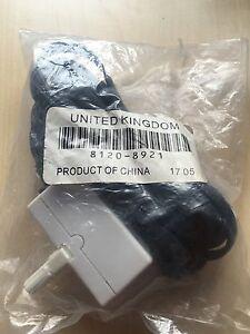 HP LJU Telephone / Fax Printer Cable RJ11-BS-601A p/n 8120-8921 NEW sealed pack