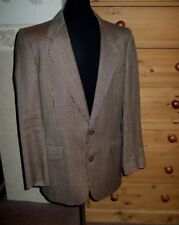 OSCAR JACOBSON (Sweden) PURE NEW WOOL MANS TWEED JACKET   Chest 44 in