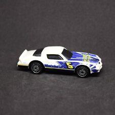 2000 Hot Wheels Chevrolet Camaro Z28 HW Big Air Stunt White Loose SCW 1:64 Car