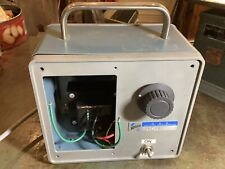 Tektronix Power Module with Powerstat 10B Variable Transformer antique
