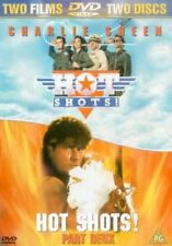 Hot Shots 1 & 2 DVD New & Sealed FREE SHIPPING