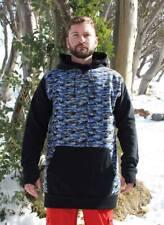 Snowboarding Ski tall tee ARMY PATTERN UNISEX X-TALL