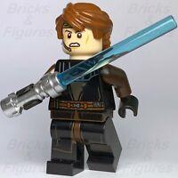 Star Wars LEGO® Anakin Skywalker Jedi Pilot General Clone Wars Minifigure 75214
