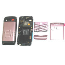 Fascia Housing Cover Screen Lens Keypad For Blackberry 9105 Pearl 3G Pink