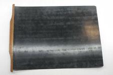 """Darkslide for 8x10 Film Holder - Approx 8 7/16 x 11 1/8"""" Slide - VINTAGE DS21"""