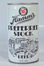 Vintage Hamm's Preferred Stock Beer 12oz Can Steel St Paul MN Olympia