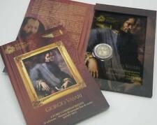 2 euro San Marino 2011 Giorgio Vasari official folder