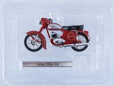 Jawa 354-04 - Atlas Verlag Modell 1:24 - DDR Motorräder - OVP