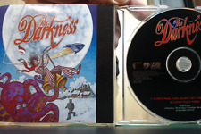 The Darkness - Christmas Time & I Love You 5 Times 2Trk CD Single VGC Free P&P